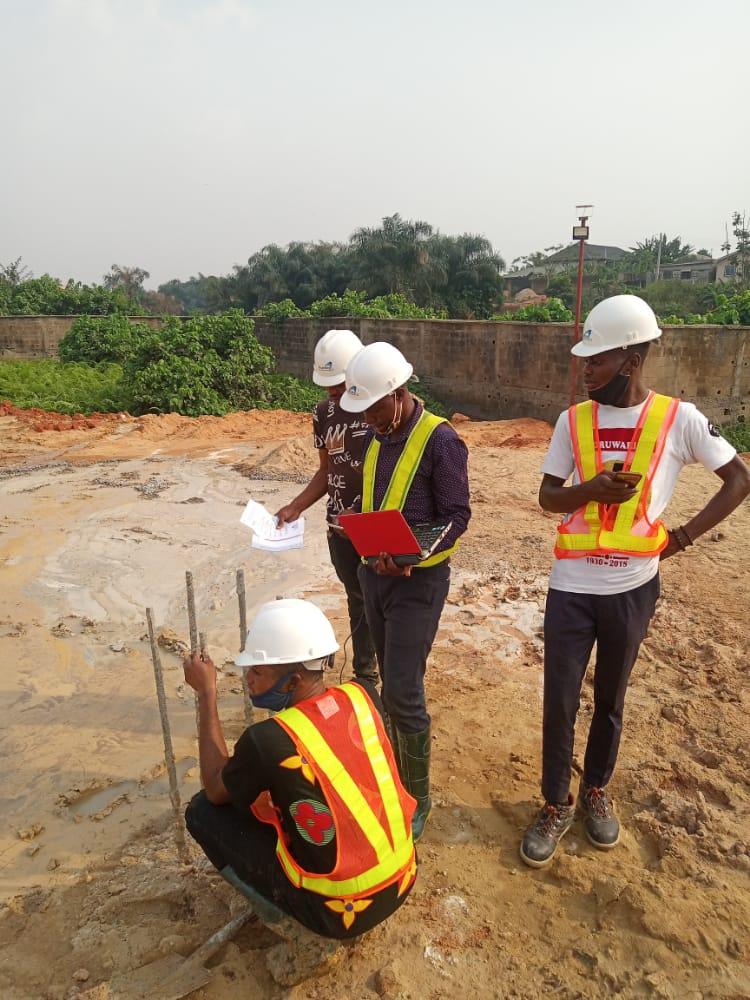 Pile Integrity Test At Mowe, Ogun For Geneith Pharma Ltd (2021)