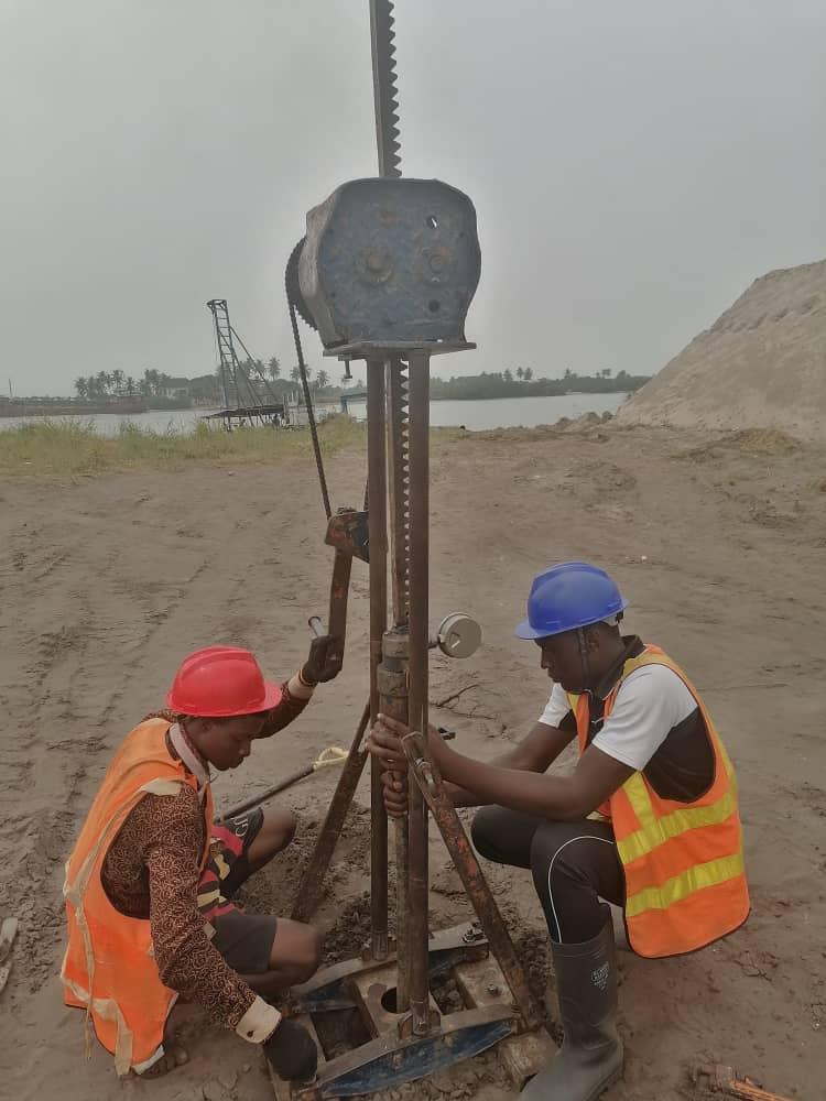 Cone Penetrometer Tests @ Ijegun, Lagos For Westron Group (2021)